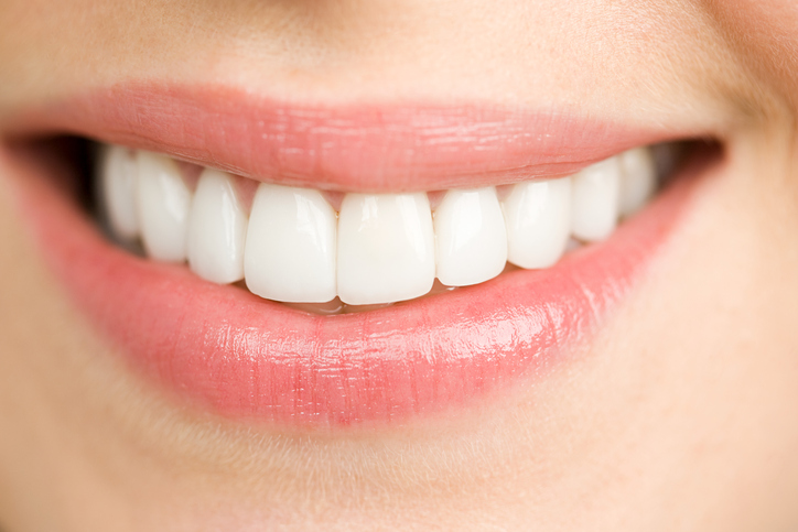Close up of Teeth Whitening in Seattle, Washington with Crown Hill Smiles